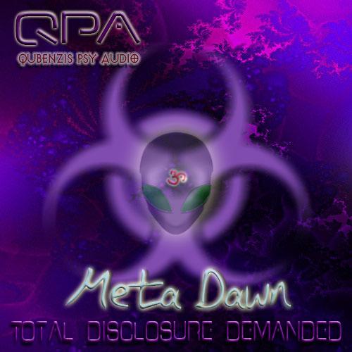 Meta Dawn - CD Front Cover